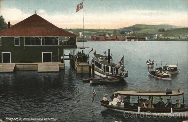 Memphremagog Yacht Club