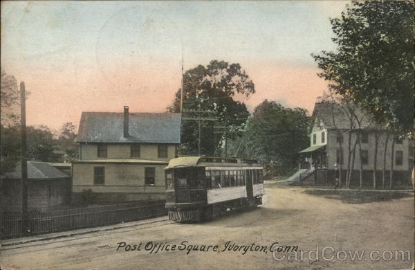 Post Office Square Ivoryton Connecticut