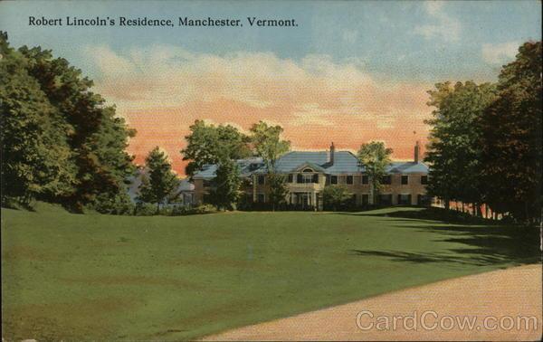 Robert Lincoln's Residence