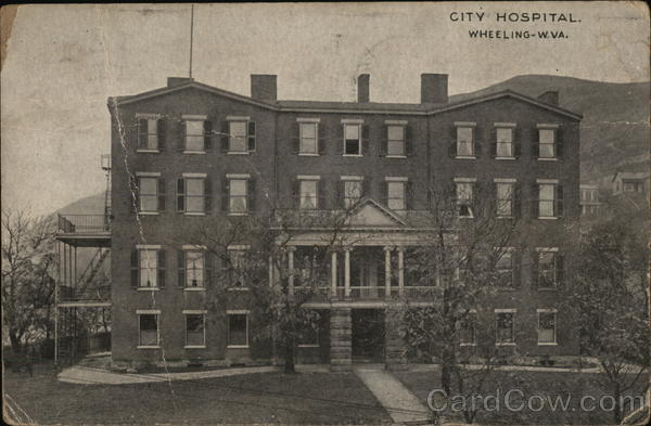 City Hospital Wheeling West Virginia