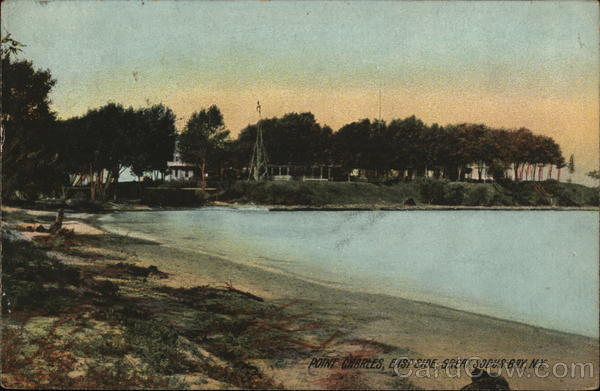 Port Charles, East Side, Great Sodus Bay New York