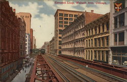 Elevated Loop, Wabash Avenue