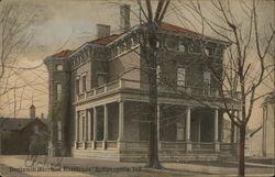 Benjamin Harrison Residence
