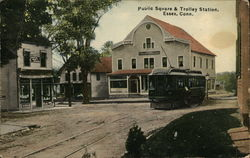 Public Square & Trolley Station