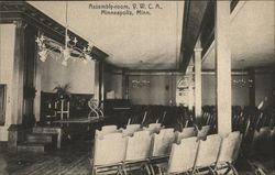 Assembly-room, Y.W.C.A.