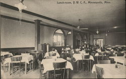Lunch-room, Y.W.C.A.