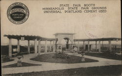 State Fair Booth, Minneapolis State Fairgrounds