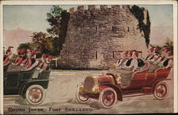 Round Tower Postcard