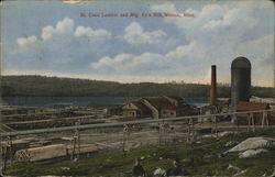 S. Criox Lumber and Mfg. Co's Mill