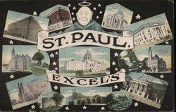 Views of St. Paul