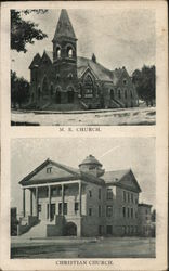 M.E. and Christian Churches