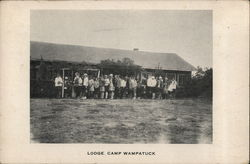 Lodge Camp Wampatuck