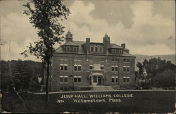 Jesup Hall at Williams College