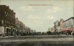 North Oak Street
