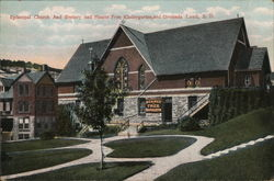 Episcopel Church and Rectory and Hearst Free Kindergarten and Grounds