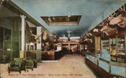 Office of The Wilson Hotel, 300 Rooms
