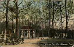 Entrance, Overton Park Zoo