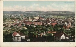 Chattanooga and Missionary Ridge