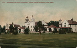 Sherman Institute, Government Indian School