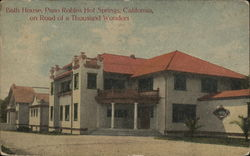 Bath House, Paso Robles Hot Springs
