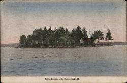 Little Island, Lake Sunapee