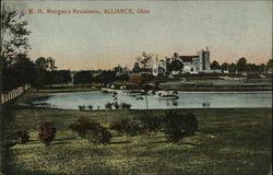 W. H. Morgan's Residence