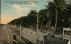 Florida East Coast Railway, Key West Extension, Fishing Camp