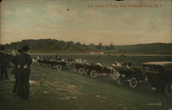 The Game of Polo, Van Cortland Park