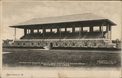 Hubbard Grand Stand and Training Quarters, Bowdoin College