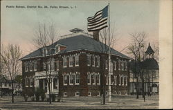 Public School, District No. 24 Postcard
