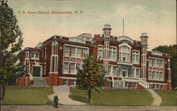 Howe School Postcard