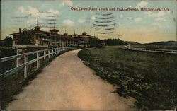 Oak, Lawn Race Track and Fair Grounds