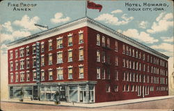 Hotel Howard, Fire Proof Annex