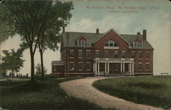 Sillman Library, Mt. Hermon Boys' School