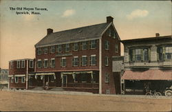 The Old Hayes Tavern