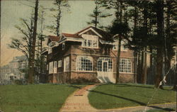 Electric House Postcard