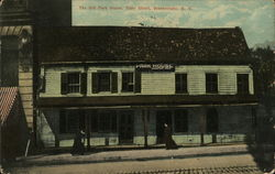 The Old Park House, State Street Postcard