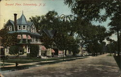 Seward Place Postcard