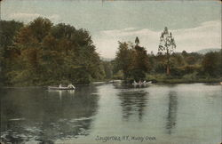 Muddy Creek Postcard