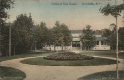 Pavilion at Point Gratiot