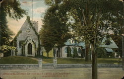 Episcopal Church of the Holy Cross and Rectory