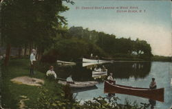 St. Charles Boat Landing in Wood River