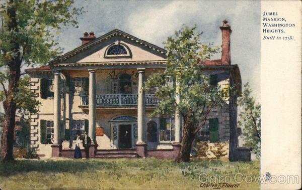 Jumel Mansion