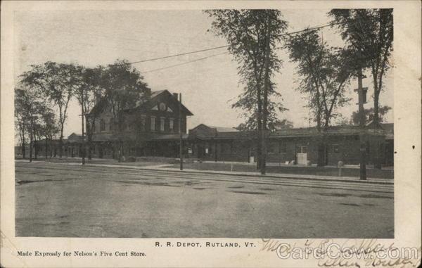 R.R. Depot