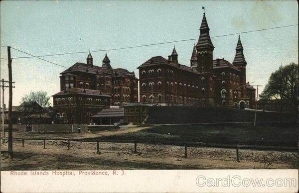 Rhode Islands Hospital, Providence R.