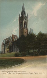 Packer Hall at Lehigh University