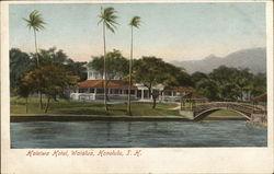 Haleiwa Hotel, Waialua