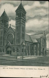 St. Vincent Cathedral, Webster and Sheffield Aves.