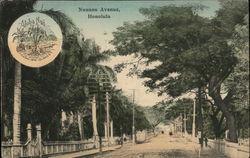 Nuuanu Avenue - Aloha Nui