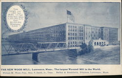 The Largest Worsted Mill in the World
